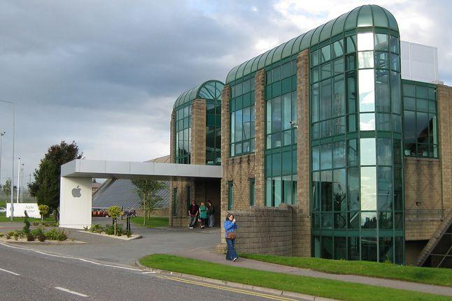 Budynek firmy Apple w Cork, my-green-discovery.over-blog.de