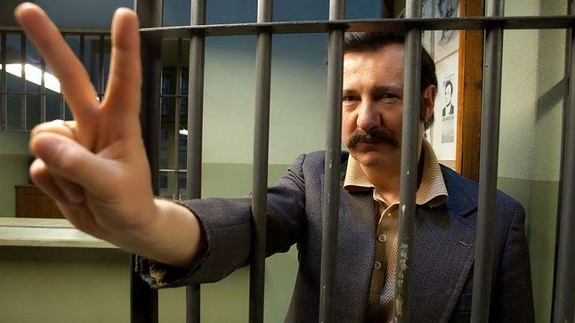 """Kadr z filmu """"Wałęsa. Człowiek nadziei"""""""