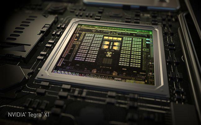 Tegra X1: 256 maxwellowych rdzeni CUDA to 1 TFLOPS mocy obliczeniowej