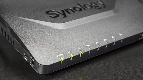 Synology RT1900ac – test routera 802.11ac, który łatwo może stać sięczymś więcej