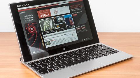 Lenovo Miix 2 10 – tablet i netbook z domieszką Windowsa