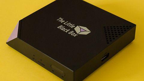 The Little Black Box - XBMC zamknięty w małym pudełku