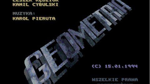 Retromaniak: Geometria, czyli garść wspomnień jak zostaliśmy programistami i uprzedziliśmy Microsoft