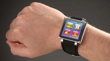 Droga do Apple Watch - Nano jako zegarek wyglądał niemal dokładnie tak, jak dziś Apple Watch.