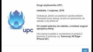 UPC - duży może więcej? - Kolejna promocja :)