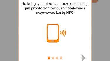 Płatności NFC telefonem w ING, karta SIM NFC i NFC Pass w Orange, tworzenie pliku .apk