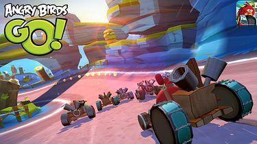 Angry Birds GO! już za chwilę startuje