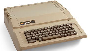 Apple IIe - do pracy, do szkoły, do domu….