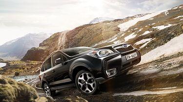 Wygraj weekend z Subaru Foresterem — zapraszamy do wzięcia udziału w akcji!