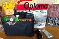 Projektor Optoma GT1080e zagościł w mieszkaniu. Przede mną miesiąc testów