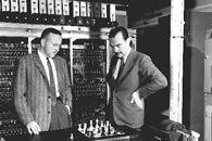 Komputerowe programy szachowe: istotne dla rozwoju informatyki - MANIAC 1