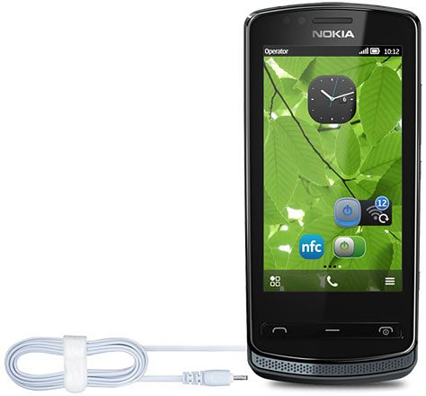 Nokia 700 – mój pierwszy dotykowiec - Nokia 700