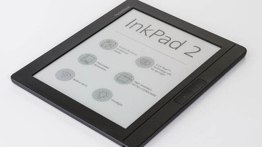 """PocketBook InkPad 2 – test eleganckiego ośmiocalowego czytnika """"dla ludzi sukcesu"""""""