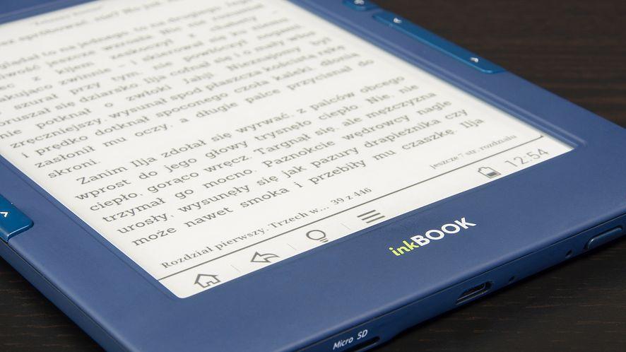 inkBOOK Onyx – kieszonkowy czytnik dla młodzieży i dorosłych