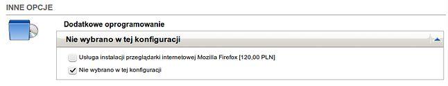 Dodatkowe oprogramowanie w Dellu przy zakupie OptiPleksa 7010