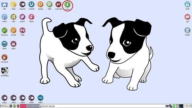 Puppy Linux: zawsze go możesz mieć pod ręką