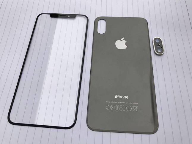 Przedni panel iPhone'a 8 jest niemal całkowicie pozbawiony ramek
