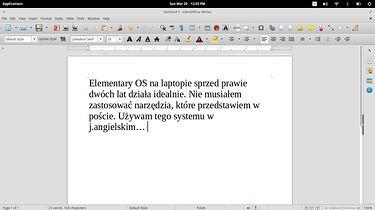 Elementary OS i dziewięcioletni komputer-Czy jest to możliwe?