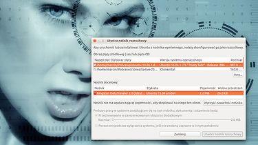 Przenosimy Ubuntu na dysk SSD - Kreator nośnika rozruchowego