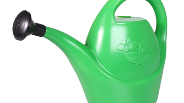 Ekstra mocne super light! - bezprzewodowa słuchawka prysznicowa BSP-Green&Black