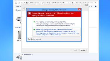 Wdrażam Windows 8 w miejsce XP, cz. 5, ostatnia - w tym miejscu wywala sie 64 bit Ósemka