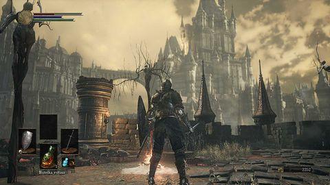 Z toporem wśród nieumarłych – gramy w Dark Souls 3 [WIDEO]