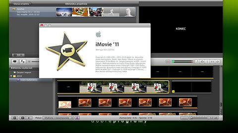 Co nowego w pakiecie iLife '11 - iMovie