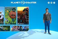 Planet Coaster długo wyczekiwanym symulatorem parku rozrywki! - Nie było różowej kurtki :(