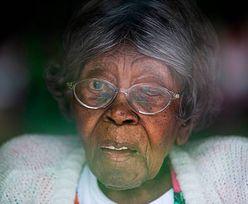 Najstarsza Amerykanka świętuje urodziny. Jest prababcią 200 prawnucząt