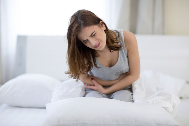Ból brzucha