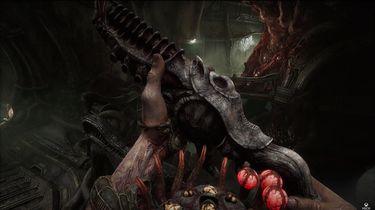 Kolejne obrzydliwości na nowym wideo ze Scorn na Xbox Series X - scorn