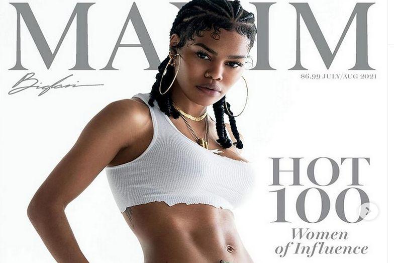 Pierwsza czarnoskóra modelka najseksowniejszą kobietą na świecie