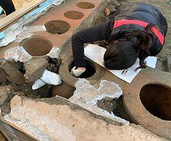 Niezwykłe odkrycie w Pompejach. Zdjęcia obiegły świat