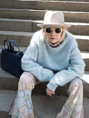 Accidental Icon – jak Lynn Slater została badass ikoną mody w wieku 63 lat