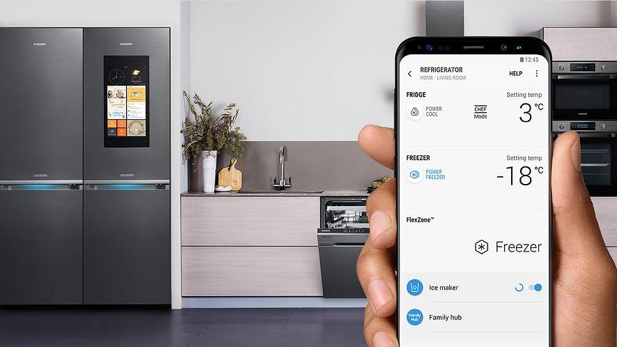 Samsung połączy czterdzieści aplikacji w jedną. Poznajcie SmartThings