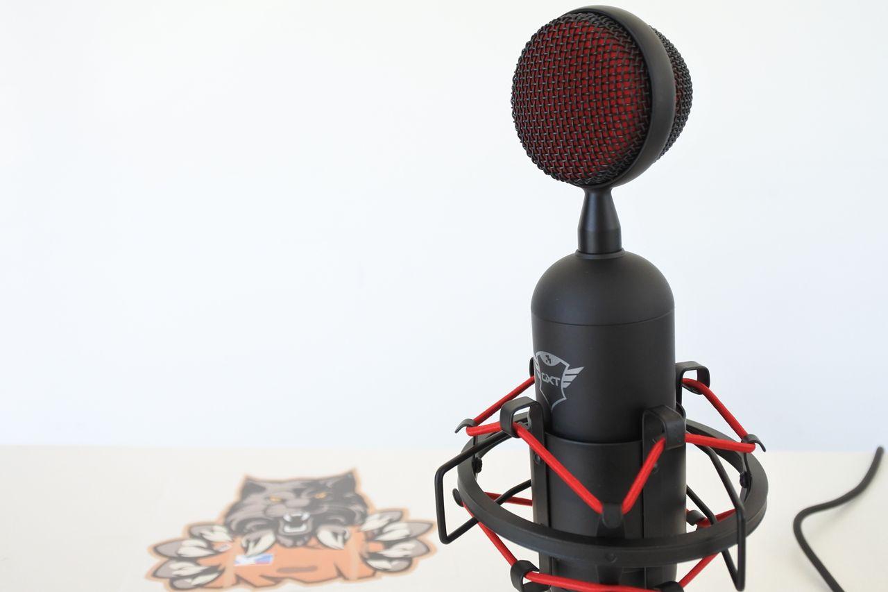 Test, druga próba mikrofonu - krótka recenzja Trust GXT Buzz