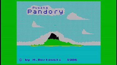Puszka Pandory z 1986 roku powraca. To pierwsza polska gra - Puszka Pandory