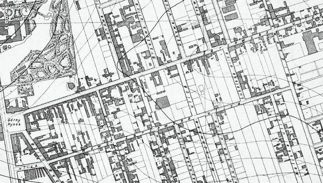 Mapa Jasińskiego, 1917