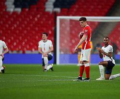 Polacy nie klęknęli na Wembley. Tak komentują nas brytyjskie media