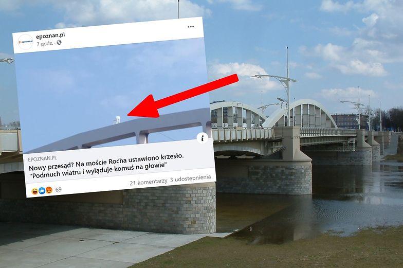 Zaskakujący widok w Poznaniu. To może być nowy przesąd