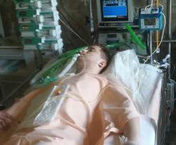 16-latek potrącony na pasach w śpiączce. Poruszający apel matki