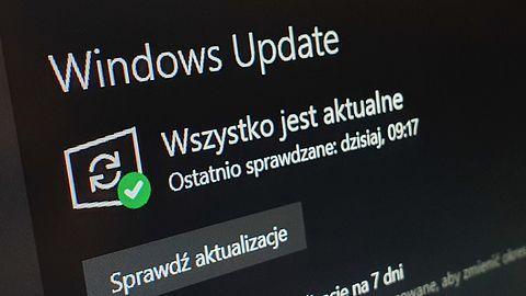 Windows 10: majowa aktualizacja i masa problemów. Microsoft bada pierwsze usterki