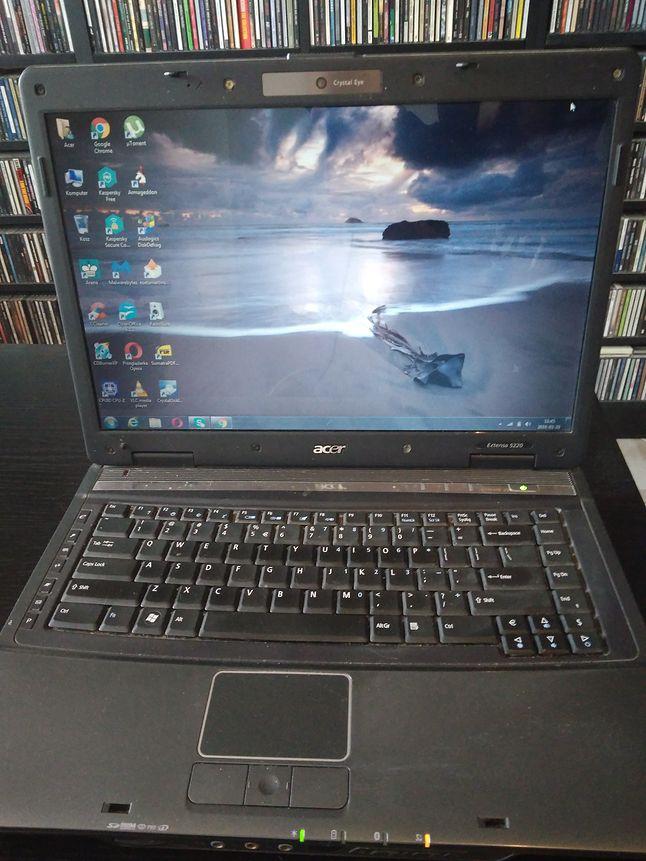 """Dzięki antywirusowi Kaspersky Free ten """"przedpotopowy"""" laptop """"ożył na nowo"""" ;)"""