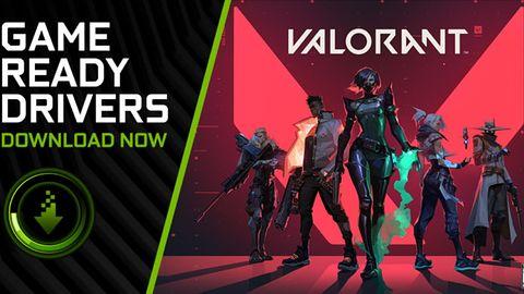 Nvidia wydaje sterowniki Game Ready 446.14 WHQL. Jest wsparcie dla Valorant