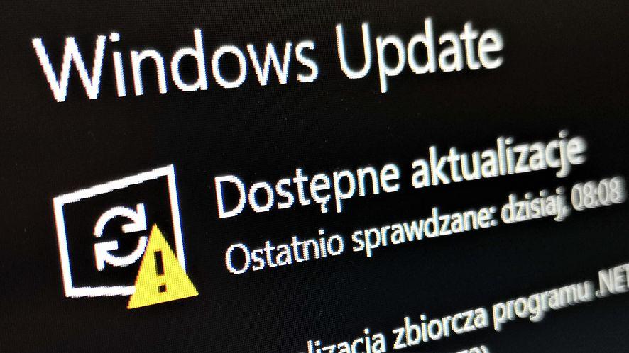 Windows 10 dostał kolejną opcjonalną aktualizację, fot. Oskar Ziomek
