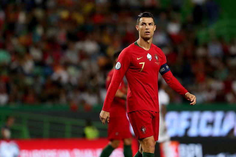Cristiano Ronaldo ma nową ksywkę. Nadała mu ją Georgina Rodriguez