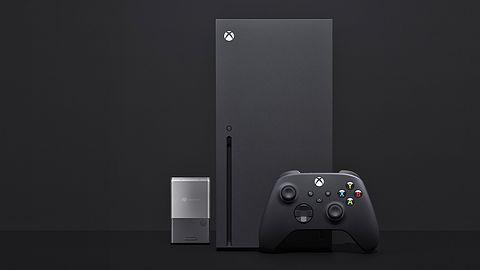 Xbox Series X: oto karty NVMe SSD. Microsoft ma odbić nimi niższą cenę konsoli