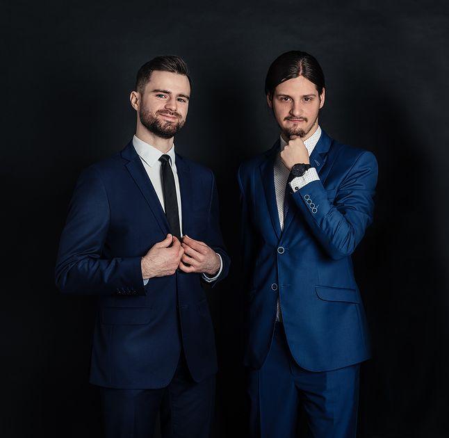 Marcin Grygierek (CTO) i Jakub Król (CEO) IT.focus
