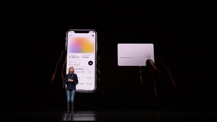 Apple Card – darmowa karta kredytowa, wirtualna lub z tytanu