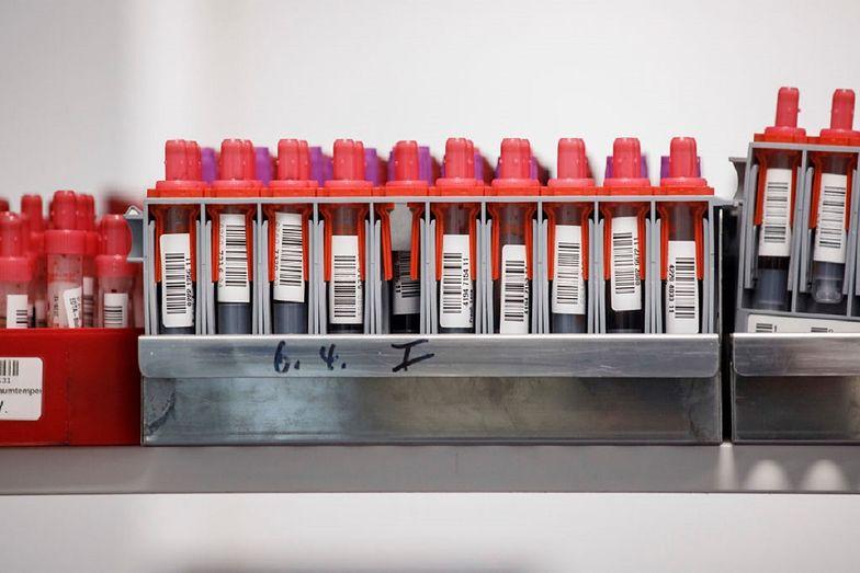Testy na koronawirusa, które zakupiła Wielka Brytania, były wadliwe